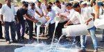 सब्जियों और दूध की सप्लाई हुई प्रभावित, किसानों का 'गांव बंद'