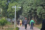 സഹന്പൂരിലെ പാര്ക്കില് നടക്കണോ? എങ്കില് ദേശീയഗാനം ആലപിച്ചേ പറ്റൂ
