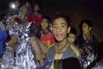 'Race against water' as rain threatens Thai boys in the cave