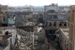 Saudi-led coalition says destroyed Yemen rebel missile launch sites