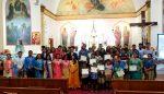 റോക്ലാന്ഡ് സെന്റ് മേരീസ് ക്നാനായ ദേവാലയത്തില് ഗ്രാജ്വേഷന് ആഘോഷം