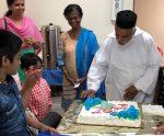 റവ. ഫാ. ജോണ് തോമസിന്റെ 70-ാം ജന്മദിനം ആഘോഷിച്ചു