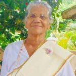 ഏലി മൈക്കിള് പുല്ലുകാട്ടുപറമ്പില് നിര്യാതയായി
