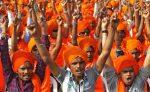ഹിന്ദു ദേശീയ വാദം ഇന്ത്യയില് രാഷ്ട്രീയ ശക്തിയായി ഉയരുന്നത് മതേതരത്വ സ്വഭാവത്തിന് ഭീഷണിയെന്ന് സിആര്എസ് റിപ്പോര്ട്ട്