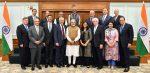 യു.എസ്.ഐ.ബി.സി. ബോര്ഡ് അംഗങ്ങള് പ്രധാനമന്ത്രി നരേന്ദ്ര മോദിയെ സന്ദര്ശിച്ചു