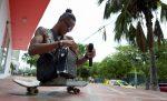 Legless Venezuelan rapper, surfer, overcoming odds in Colombia