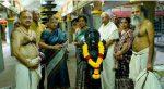 ബ്രാംപ്ടന് ഗുരുവായൂരപ്പന് ക്ഷേത്രത്തിലേക്കുള്ള വിഗ്രഹം മണ്ണാറശാലയില്നിന്ന്