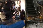 റോമില് റിപ്പബ്ലിക് സ്റ്റേഷനില് എസ്കലേറ്റര് തകര്ന്ന് ഇരുപതോളം പേര്ക്ക് പരിക്ക്; ഏഴു പേരുടെ നില ഗുരുതരം