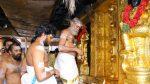 മേല്ശാന്തി നിയമനവും കോടതി കയറാന് സാധ്യത; കോട്ടയം സ്വദേശിയുടെ അപേക്ഷ ദേവസ്വം ബോര്ഡ് നിരസിച്ചു
