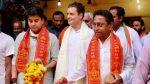 राहुल गांधी का चंबल दौरा, मंदिर, मस्जिद और गुरुद्वारा जाने का कार्यक्रम