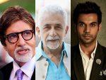 एक साथ परदे पर दिखेंगे अमिताभ बच्चन, नसीरुद्दीन शाह और राजकुमार राव