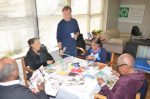 Northern NJ Community Foundation's Public Art Build-A-Village for Seniors Opens Community Foundation Week