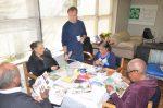 Northern NJ Community Foundation's Public Art Build-A-Village for Seniors Opens Community Foundation Week