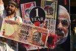 ഇന്ത്യയുടെ മഹാദുരന്തമെന്ന് വിശേഷിപ്പിക്കുന്ന നോട്ട് നിരോധനത്തിന് ഇന്ന് രണ്ടു വയസ്സ്