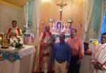 അഭിവന്ദ്യ മാര് മാത്യു മൂലക്കാട്ട് പിതാവ് ഡിട്രോയിറ്റ് സെന്റ് മേരീസ് ഇടവക സന്ദര്ശിച്ചു