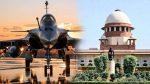 കേന്ദ്രത്തെ റഫാലില് കുരുക്കി സുപ്രിം കോടതി; എയര് വൈസ് മാര്ഷലും നാല് വൈസ് എയര് മാര്ഷലുമാരും കോടതിയിലെത്തി
