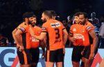 प्रो कबड्डी लीग: यू मुंबा ने जयपुर पिंक पैंथर्स को बड़े अंतर से हराया