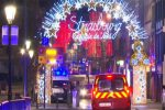 Two dead, 12 injured in Strasbourg Christmas market shooting