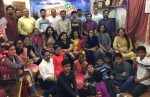 ഫ്രണ്ട്സ് ഓഫ് ബഹ്റൈന് അംഗങ്ങള് ക്രിസ്തുമസ്സ് ആഘോഷവും കുടുംബസംഗമവും സംഘടിപ്പിച്ചു