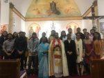 റോക്ലാന്ഡ് സെന്റ് മേരീസ് ക്നാനായ ചര്ച്ചില് യൂത്ത് മിനിസ്ട്രി ഉത്ഘാടനം നടന്നു