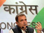 राहुल गांधी तीनों राज्यों के CM का आज करेंगे ऐलान