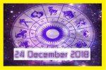 ഇന്നത്തെ നക്ഷത്ര ഫലം – 24 ഡിസംബര് 2018