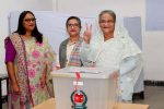 EU, US denounce Bangladesh election violence, irregularities