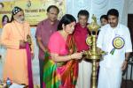 സ്വാതിരുനാള് ആര്ട്സ് അക്കാഡമി പ്രോജക്റ്റ് പൂയം തിരുനാള് ഗൗരീ പാര്വ്വതീ ഭായി ഉദ്ഘാടനം ചെയ്തു