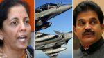 റഫാല് ഇടപാട് : നിര്മല സീതാരാമനെതിരെ കോണ്ഗ്രസ് അവകാശ ലംഘന നോട്ടീസ് നല്കി