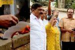 സിറോ മലബാര് സഭ സിനഡ് തീരുമാനങ്ങള് അടങ്ങിയ സര്ക്കുലര് കത്തിച്ച് പ്രതിഷേധം