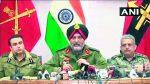जैश पाकिस्तान आर्मी का बच्चा, कश्मीर में जो बंदूक उठाएगा मारा जाएगा: सेना