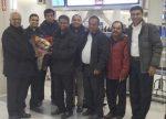 ഷിക്കാഗോ സീറോ മലബാര് കത്തീഡ്രല് പുതിയ വികാരിക്ക് സ്വീകരണം