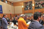 New Mexico Senate & House kicked off their sessions with Hindu mantras in Sanskrit on February 7