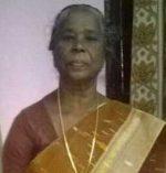 ഏലിയാമ്മ ജോര്ജ് ഐരാണികുടിയില് നിര്യാതയായി
