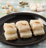 Coconut Burfi (Nariyal Barfi) Recipe