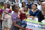 എന്ഡോസള്ഫാന് ഇരകളായ കുട്ടികളെ പ്രദര്ശിപ്പിച്ച് സമരം ചെയ്യുന്നത് ശരിയല്ലെന്ന് ആരോഗ്യമന്ത്രി