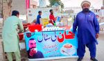 "A Tea That Makes Foes Turn into Friends; Pakistani Tea Stall Owner sells ""Abhinandan Tea"""