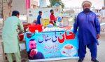 """A Tea That Makes Foes Turn into Friends; Pakistani Tea Stall Owner sells """"Abhinandan Tea"""""""