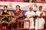 ടാലന്റ് അവാര്ഡ് ഡോ. സുജാ ജോസിന് നല്കി