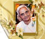 ശോശാമ്മ ഉമ്മന് (95) നിര്യാതയായി