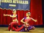 Bharatnatyam Recitals in the Bhajan Samaj Temple Complex in Garodia Nagar, Mumbai in Connection with the Ramnavami Celelebrations