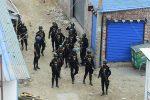 Suspected extremists killed in Bangladesh raid; IS claims blast