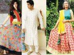 नवरात्र के 9 दिनों में पहनें इन रंगों के कपड़े