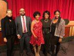 Senator Thomas Congratulates Award Winning Uniondale High School Choir
