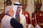 പ്രധാനമന്ത്രി നരേന്ദ്രമോദിക്ക് യു.എ.ഇയുടെ പരമോന്നത പുരസ്കാരം