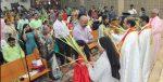 ചിക്കാഗോ സെന്റ് മേരിസില് ഓശാന തിരുനാള് തിരുക്കര്മ്മങ്ങള് ഭക്തിനിര്ഭരമായി ആചരിച്ചു