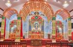 ഹൂസ്റ്റണ് സെന്റ് മേരീസ് ദേവാലയത്തില് കാല്കഴുകല് ശുശ്രൂഷ