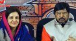 നുസ്രത്ത് ജഹാന് പിന്തുണയുമായി കേന്ദ്ര മന്ത്രി രാംദാസ് അത്തേവാല
