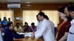 രാഹുല് ഗാന്ധിയെ വരവേറ്റ് വയനാട്: നാമനിര്ദ്ദേശ പത്രിക നൽകി