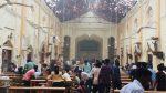 ഈസ്റ്റര് പ്രാര്ത്ഥനയ്ക്കിടെ ശ്രീലങ്കയിലെ പള്ളികളില് സ്ഫോടന പരമ്പര; 50 മരണം